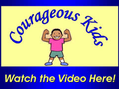 COURAGEOUS KIDS  Video of activities at the recent Courageous Kids Day Camps.  Requires Flash player to view.